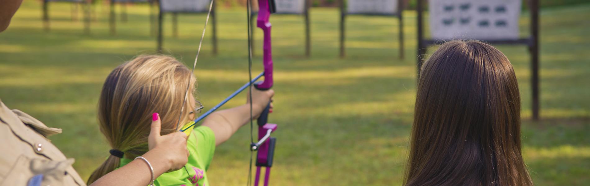 Archery at Panola Mountain