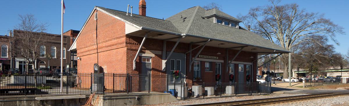 Image of Historic Train Depot