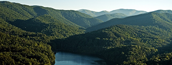 Unicoi State Park and Lodge Scenery