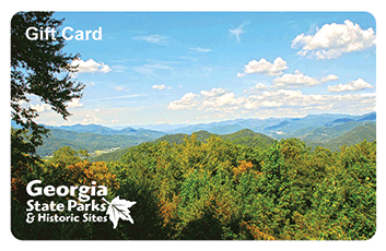 Cloudland Canyon Gift Card