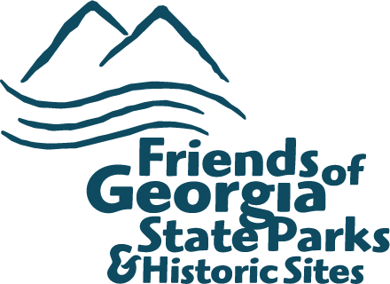 Friends of Georgia State Parks and Historic Sites Logo