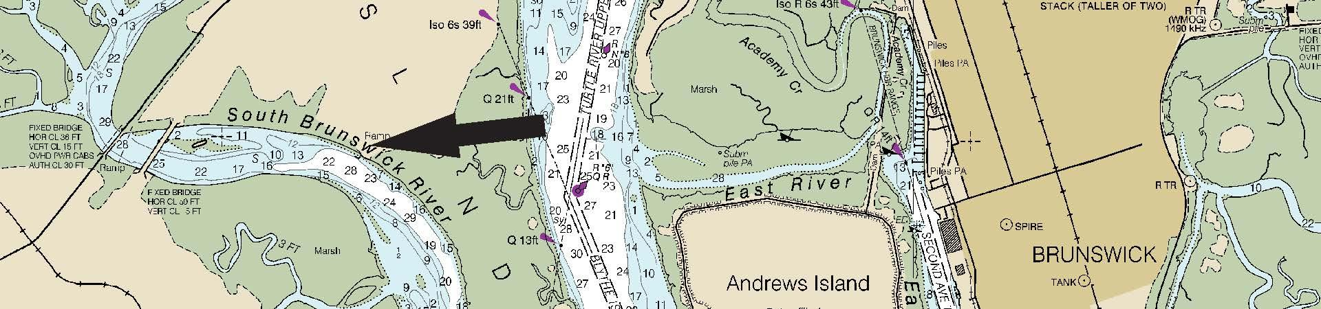 Blythe Island Regional Boat Ramp