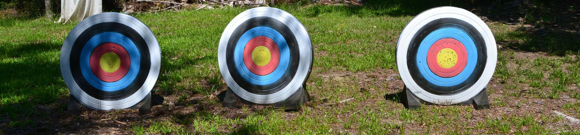 Bobby Brown Targets on Range
