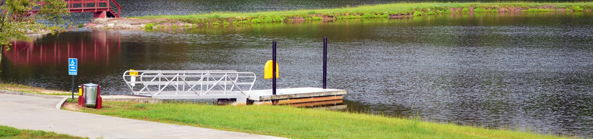 McDuffie Stock Pond