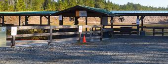 Shooting Range at Richmond Hill