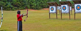 Panola Mountain Archery Range