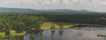 Arrowhead Wildlife Management Area ponds
