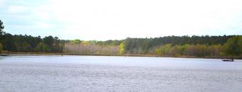Lake at Evans County
