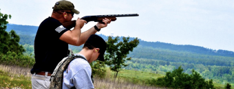 Gun Club Shooting