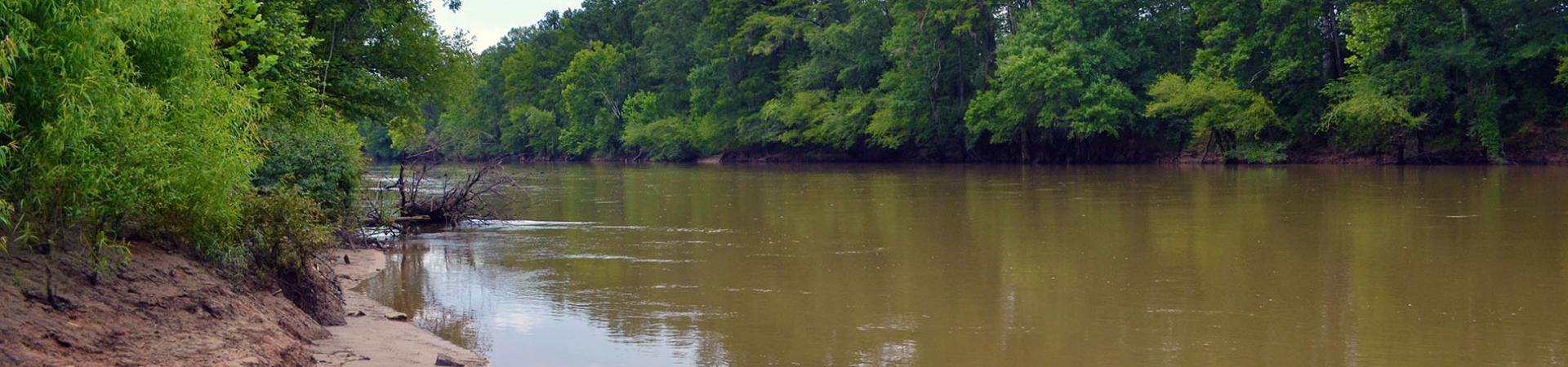 Ball's Ferry River