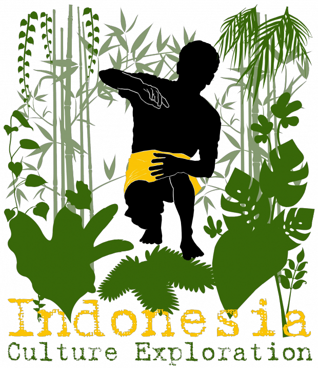 Indonesia Culture Exploration Logo