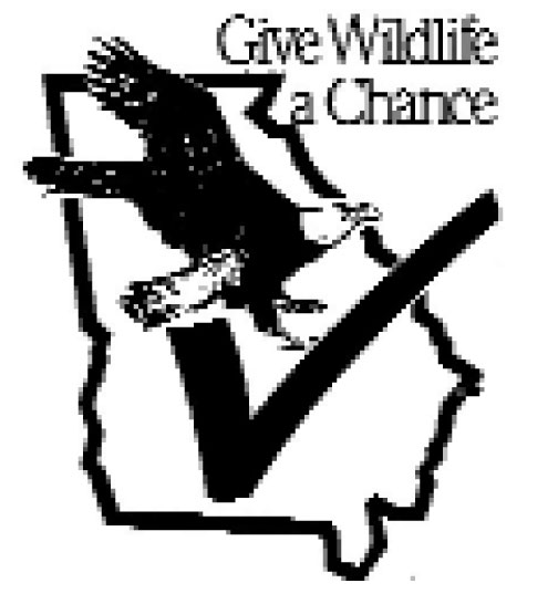 Give Wildlife a Chance Logo