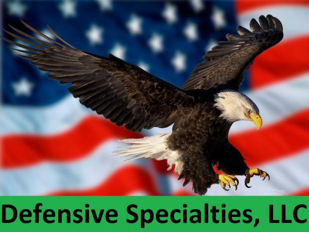 Defensive Specialties Logo