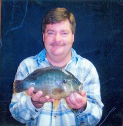Jeff Sumner's GA State Record Green Sunfish